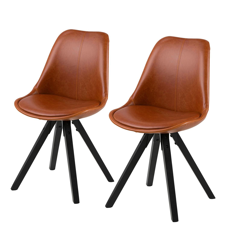 Home24 Gestoffeerde stoelen Aledas lll, Mørteens online kopen