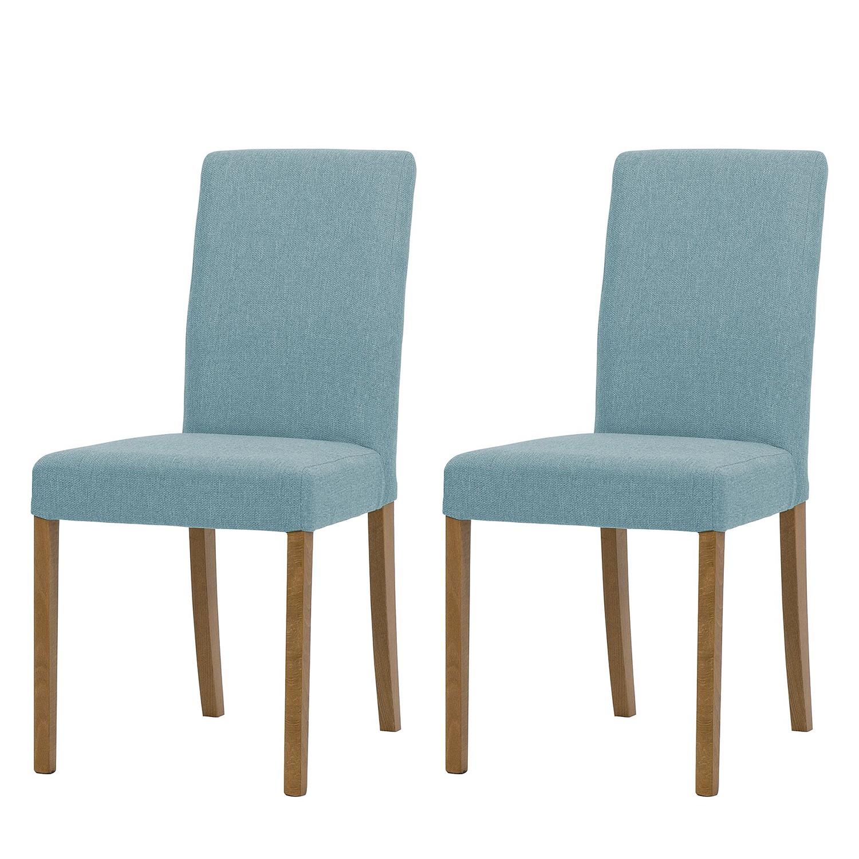 Home24 Gestoffeerde stoelen Allegra, Ars Natura