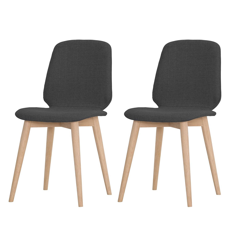 Home24 Gestoffeerde stoelen Helvig III, home24