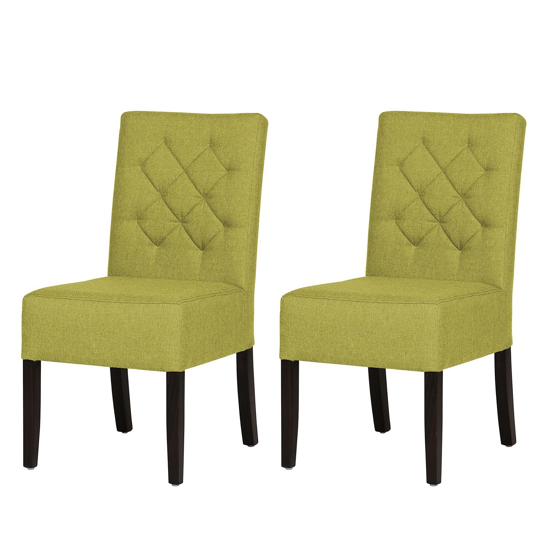 Home24 Gestoffeerde stoelen Lilou, Maison Belfort