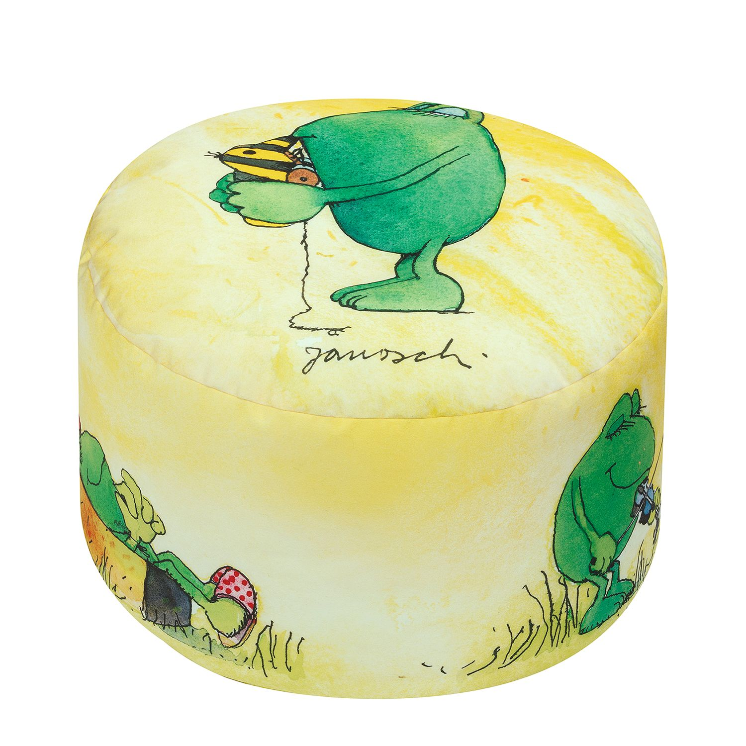 Pouf Janosch Frosch, SITTING POINT