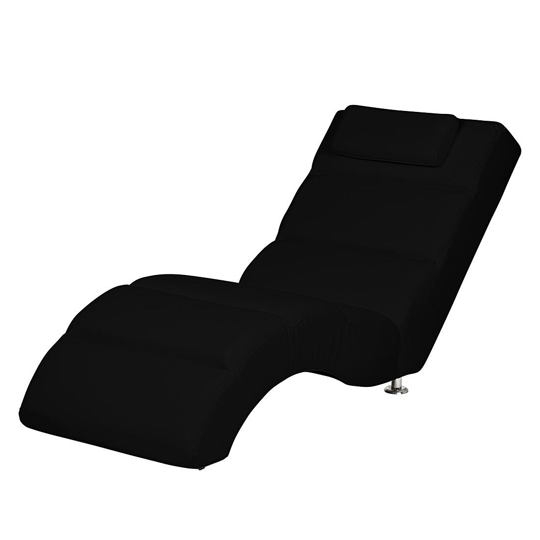 goedkoop Relaxfauteuil Califfo kunstleer zwart Neue Modular
