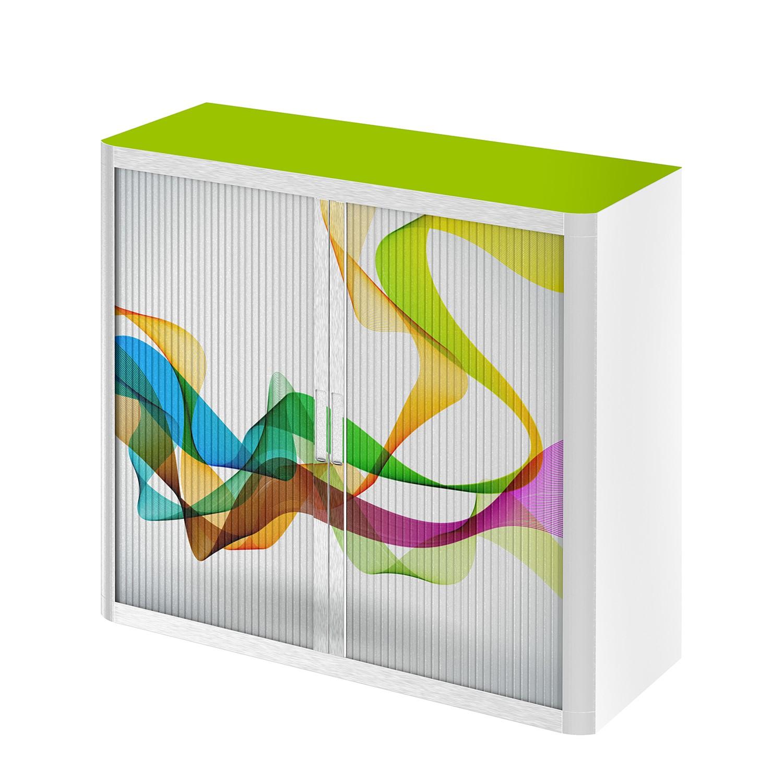 Rollladenschrank easyOffice Abstrait I