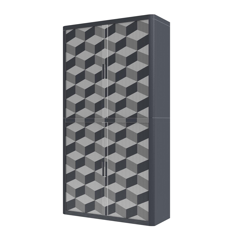 home24 Aktenschrank easyOffice Geometrique III