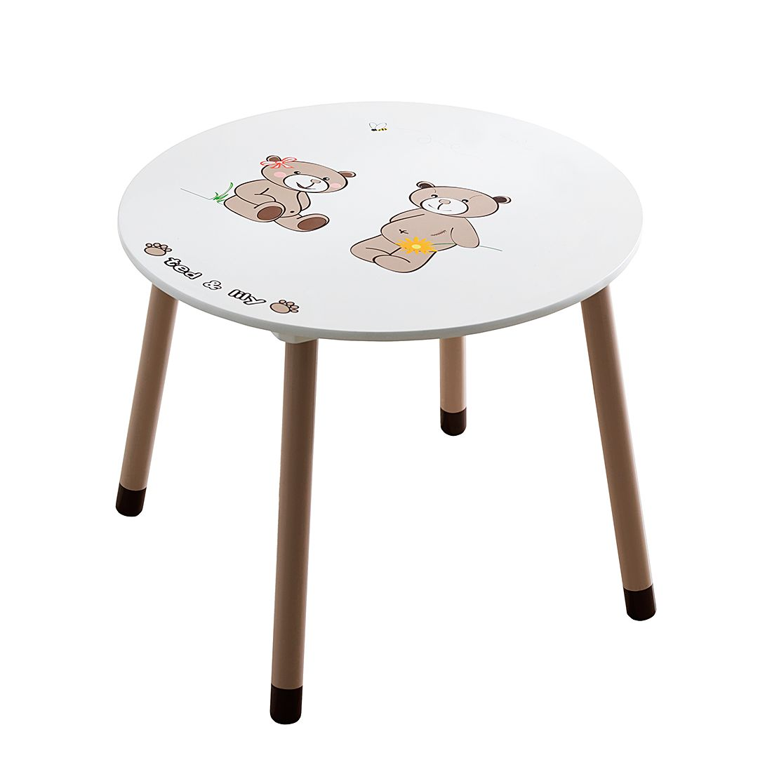 Tavolo rotondo Ted, Kids Club Collection