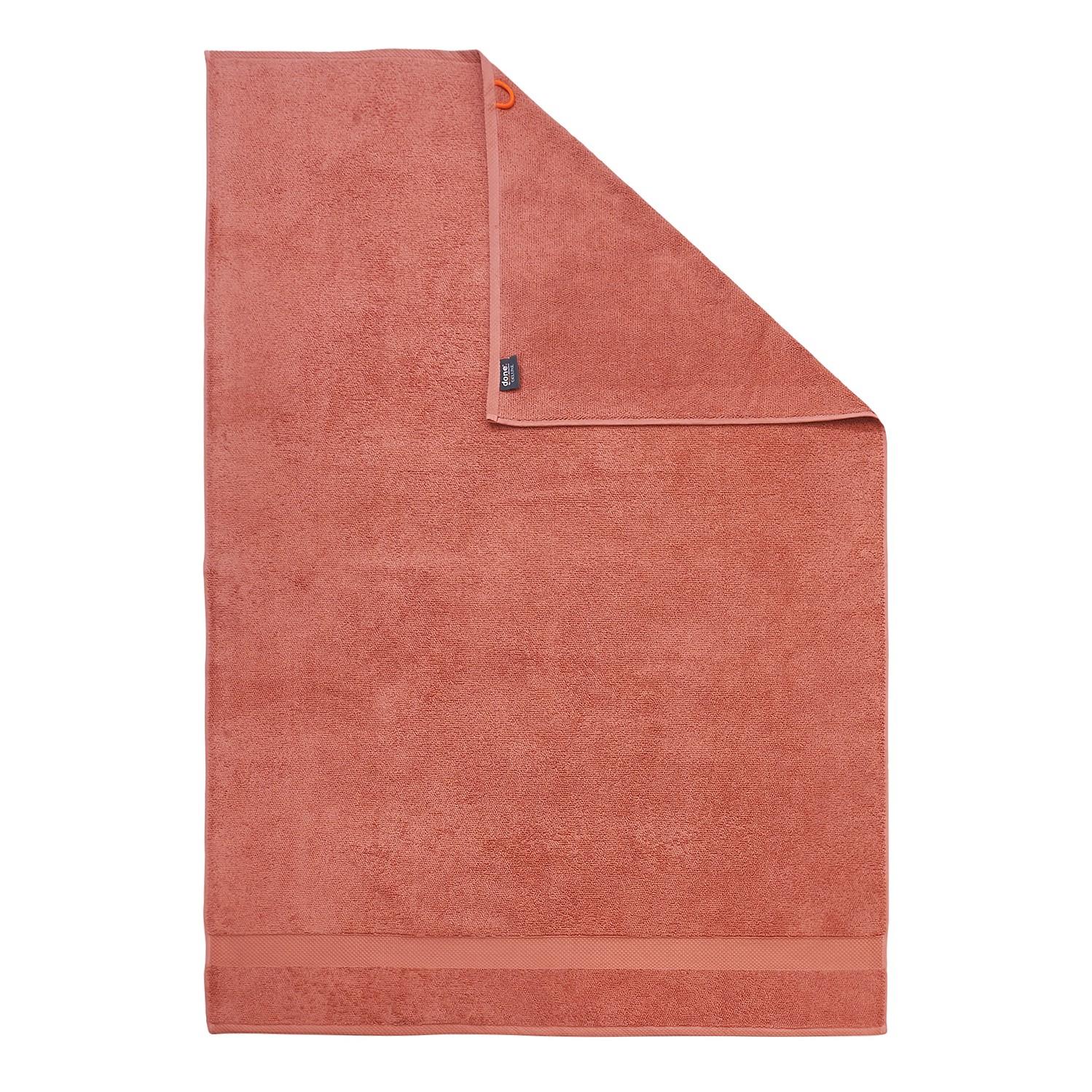home24 Saunatuch Deluxe | Bad > Handtücher > Saunatücher | Rot | Textil | mooved