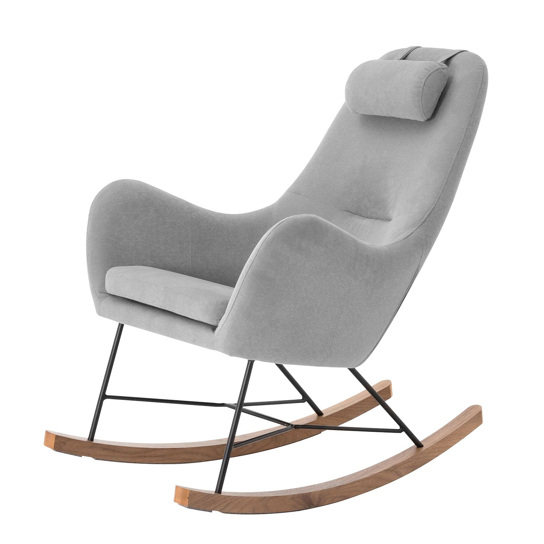 Schaukelsessel Harpster Webstoff