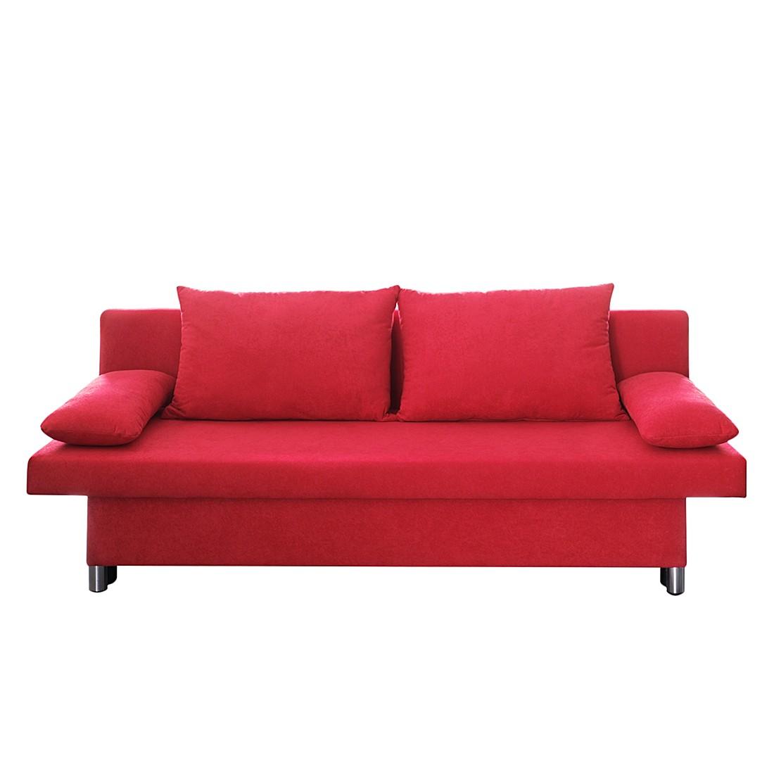 goedkoop Slaapbank Canto rode stof Home Design