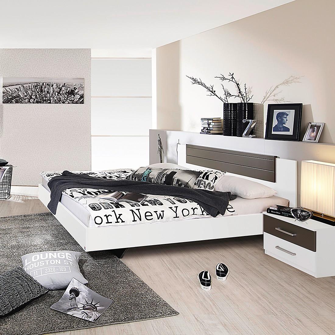 home24 Schlafzimmerset Barcelona (4-teilig)