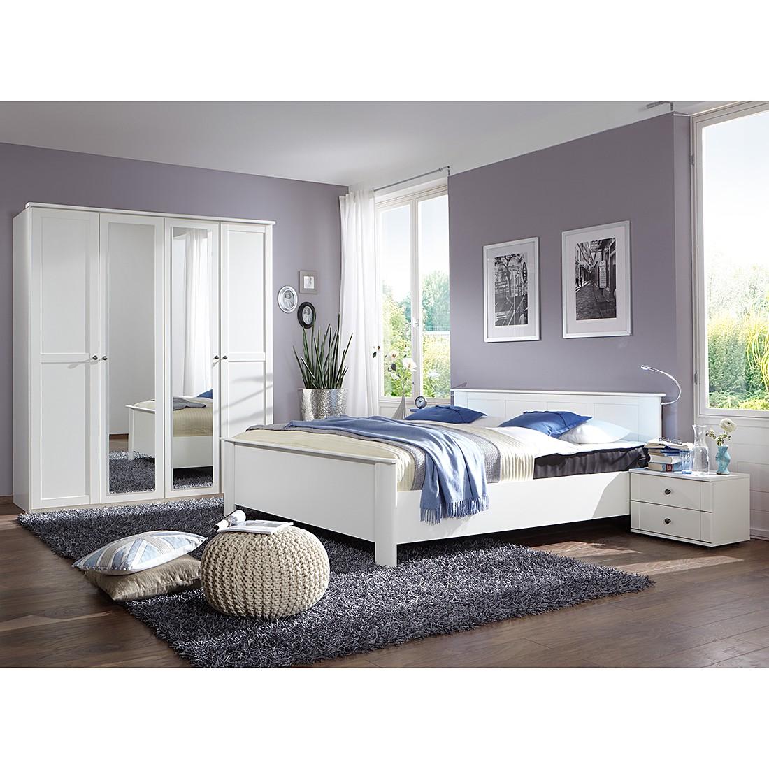 home24 Schlafzimmerset Chalet