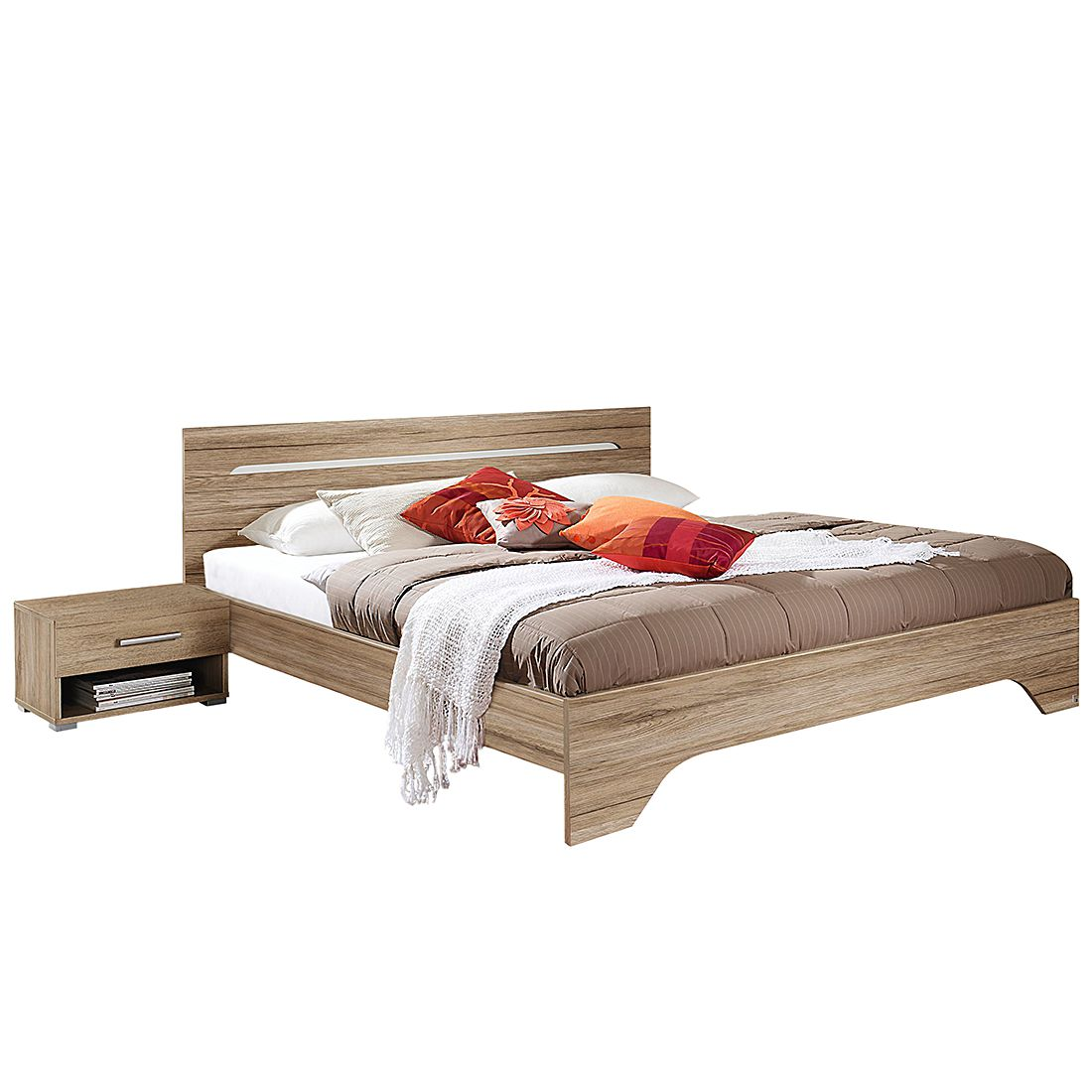 Home24 Modernes Rauch Pack S Schlafzimmerset Home24