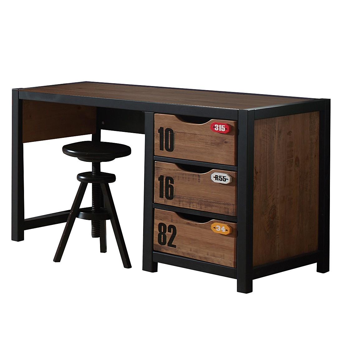 home24 Schreibtisch Alex   Büro > Bürotische   Vipack