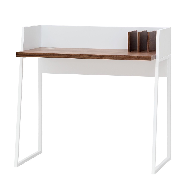 schreibtisch walnuss preisvergleich die besten angebote online kaufen. Black Bedroom Furniture Sets. Home Design Ideas