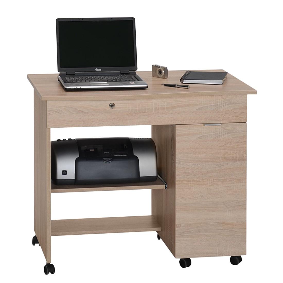 home24 Schreibtisch CT 30 | Büro > Bürotische | Beige | Holz | Jahnke