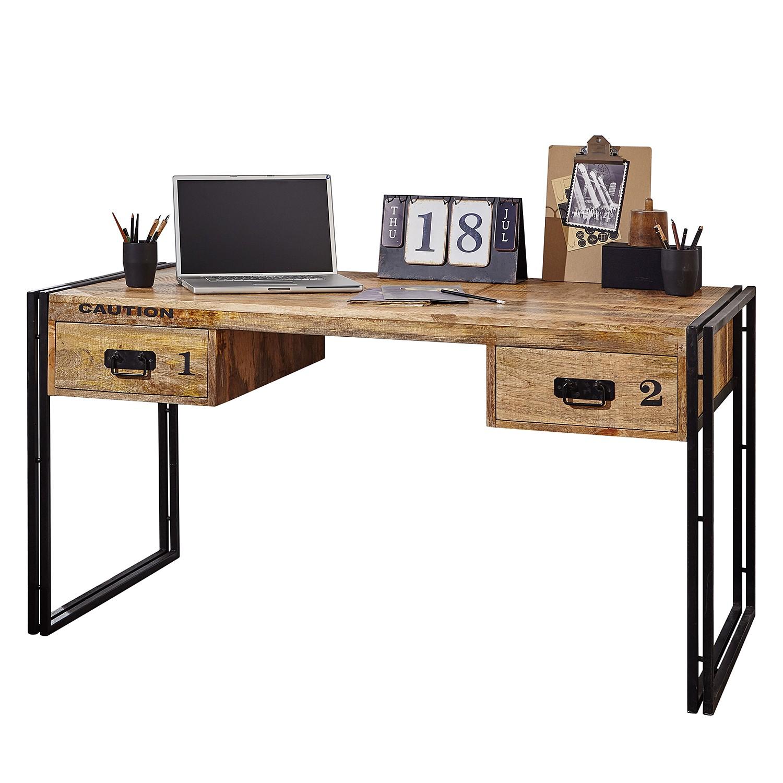 home24 Schreibtisch Iron