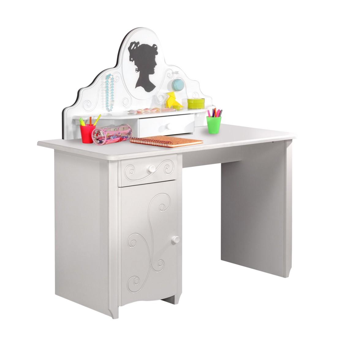 Schreibtisch Alice mit Aufsatz