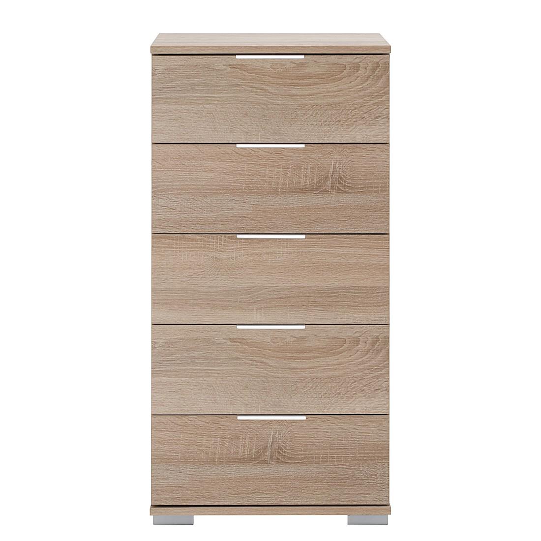 Schubladenkommode Lingga II | Schlafzimmer > Kommoden > Wäschekommoden | Braun | Holzwerkstoff | Wimex