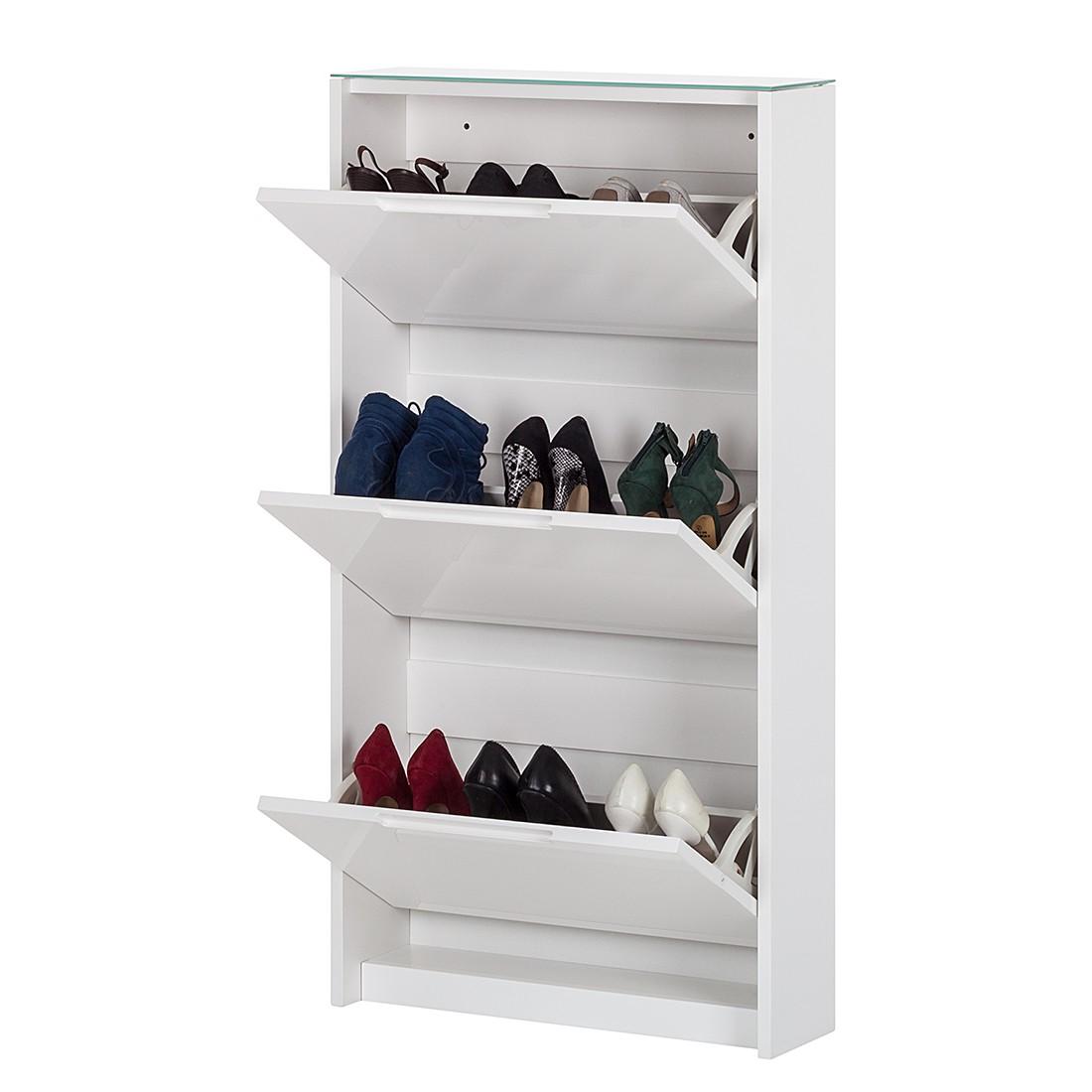 schuhkipper wei hochglanz fabulous schuhkipper weiss hochglanz light schuhkipper weiss. Black Bedroom Furniture Sets. Home Design Ideas
