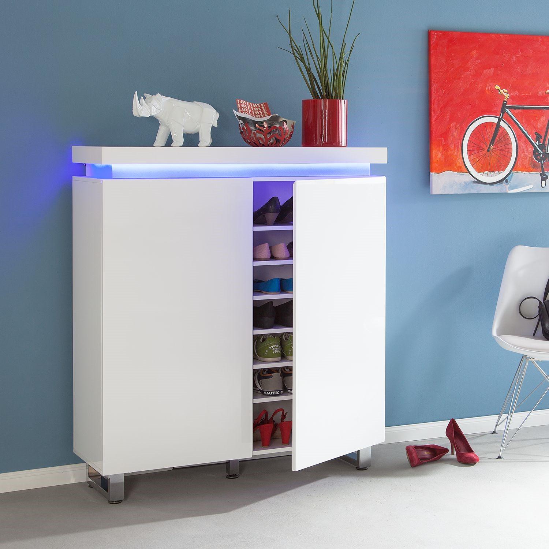 7 sparen schuhschrank emblaze i von fredriks nur 279 99 cherry m bel home24. Black Bedroom Furniture Sets. Home Design Ideas