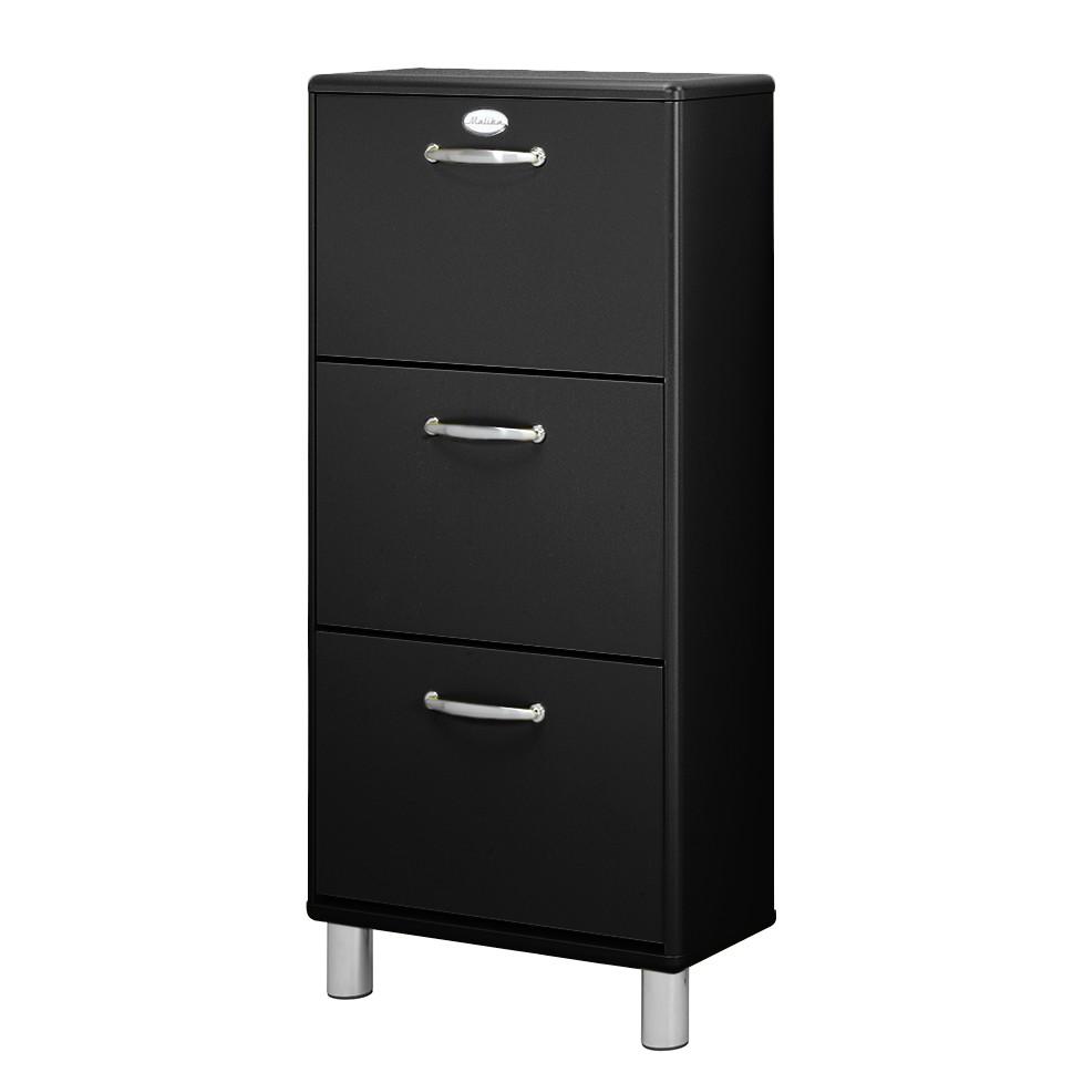 rabatt carryhome schuhschrank lackiert. Black Bedroom Furniture Sets. Home Design Ideas