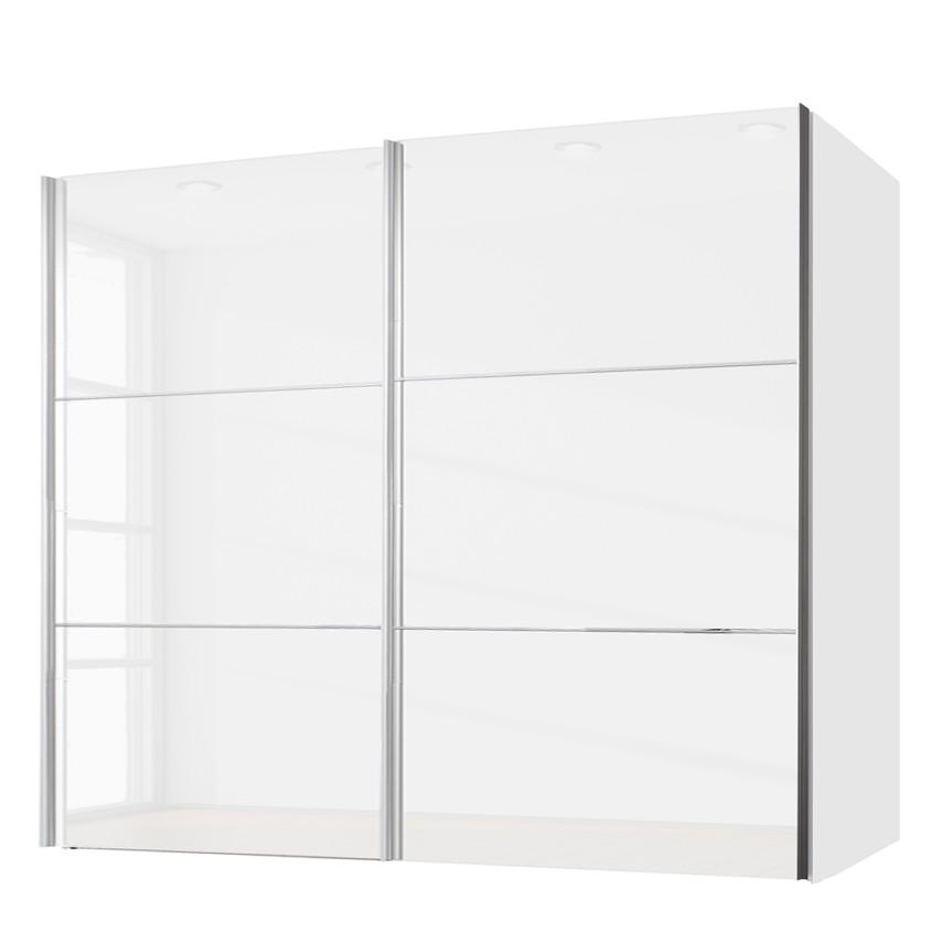 home24 Schwebetuerenschrank Bianco | Schlafzimmer > Kleiderschränke | Weiss | Holzwerkstoff | Express Moebel