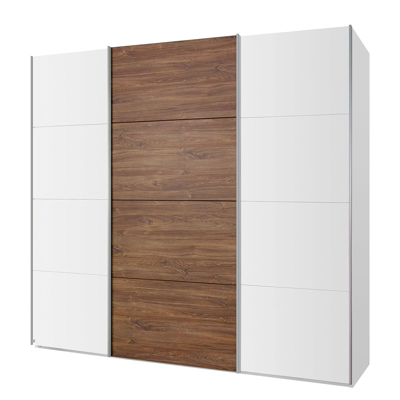 goedkoop Zweefdeurkast Skop 270cm 3 deurs 222cm Classic Skop