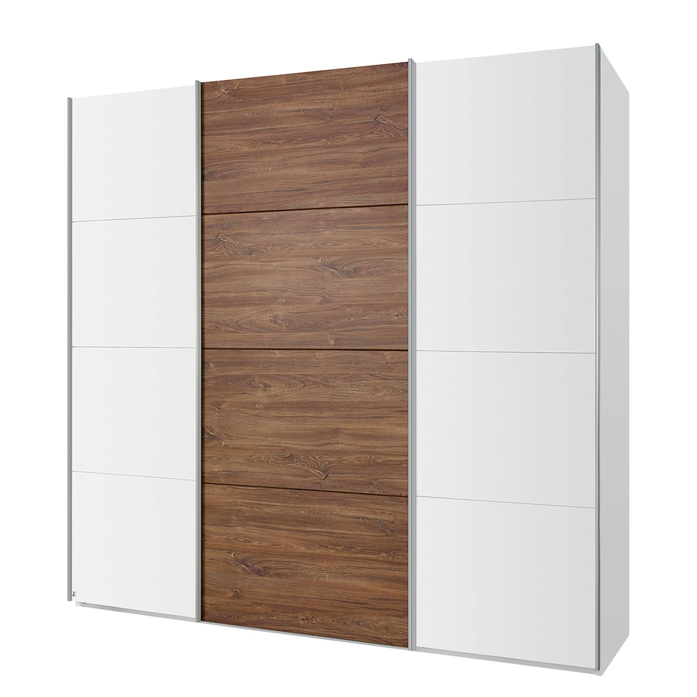 goedkoop Zweefdeurkast Skop 270cm 3 deurs 236cm Classic Skop