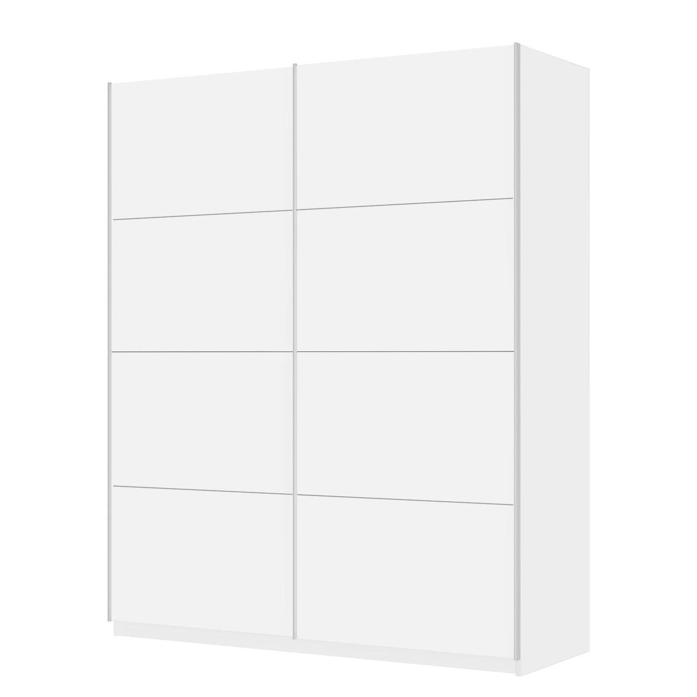 aa991 Zweefdeurkast Skop 181cm 2 deurs 222cm Basic Skop