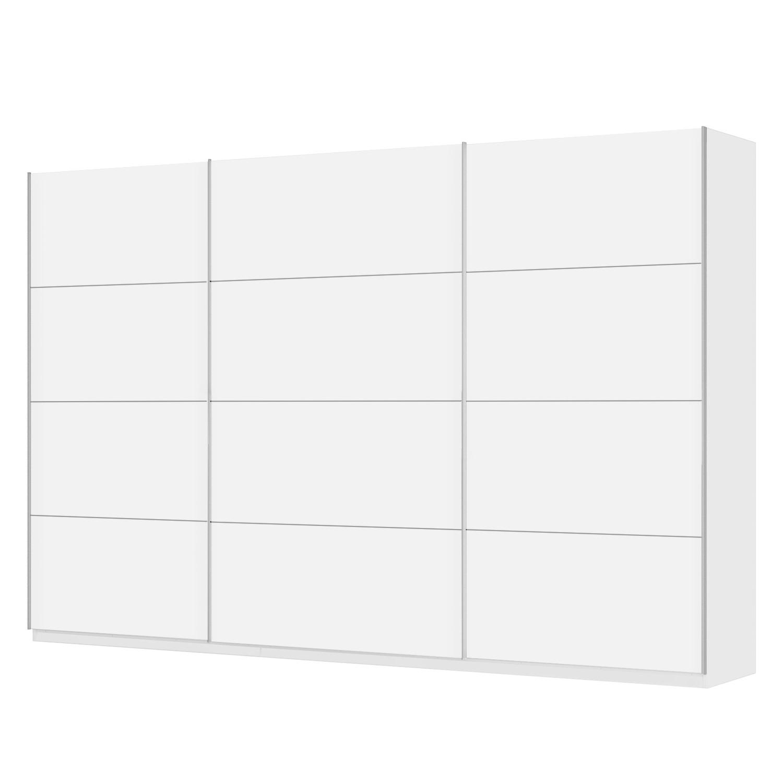 Schwebetuerenschrank SKØP - 360 cm (3-türig) - 236 cm - Basic