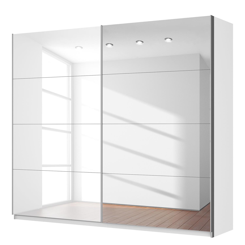 Schwebetuerenschrank SKOEP | Schlafzimmer | Weiss | Holzwerkstoff | SKOEP
