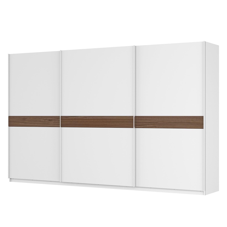 Schwebetuerenschrank SKOEP | Schlafzimmer > Kleiderschränke | Weiss | Holzwerkstoff | SKOEP