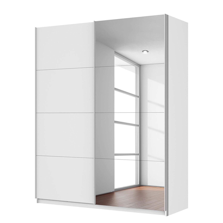 goedkoop Zweefdeurkast Skop 181cm 2 deurs 222cm Basic Skop