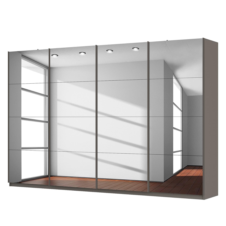 goedkoop Zweefdeurkast Skop 360cm 4 deurs 236cm Basic Skop