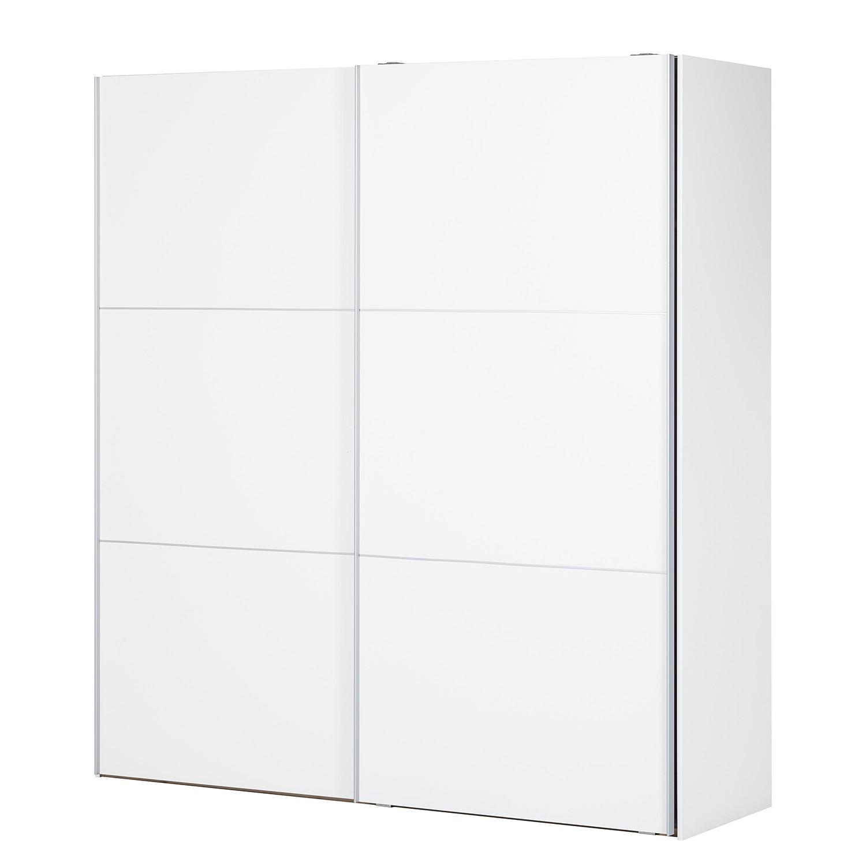 goedkoop Zweefdeurkast Bianca Alpinewit 200cm 2 deurs Express Mobel