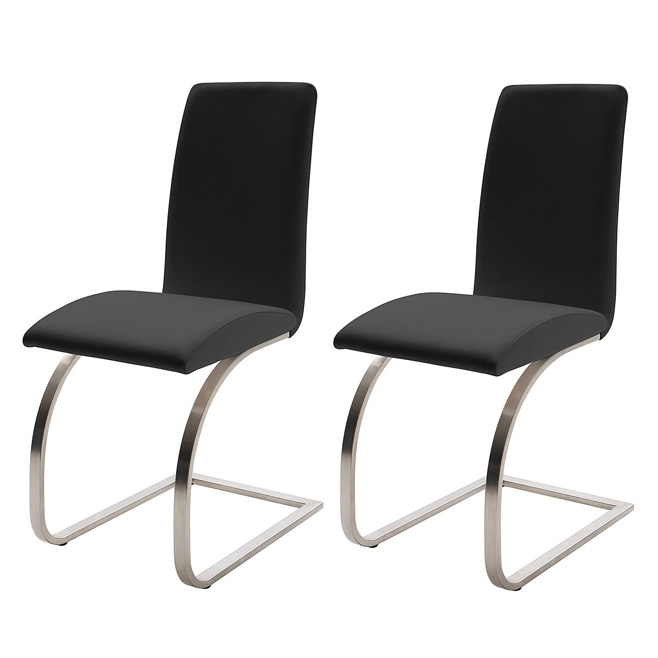 Stühle weiß grau  Echtleder Freischwinger online kaufen | Möbel-Suchmaschine ...