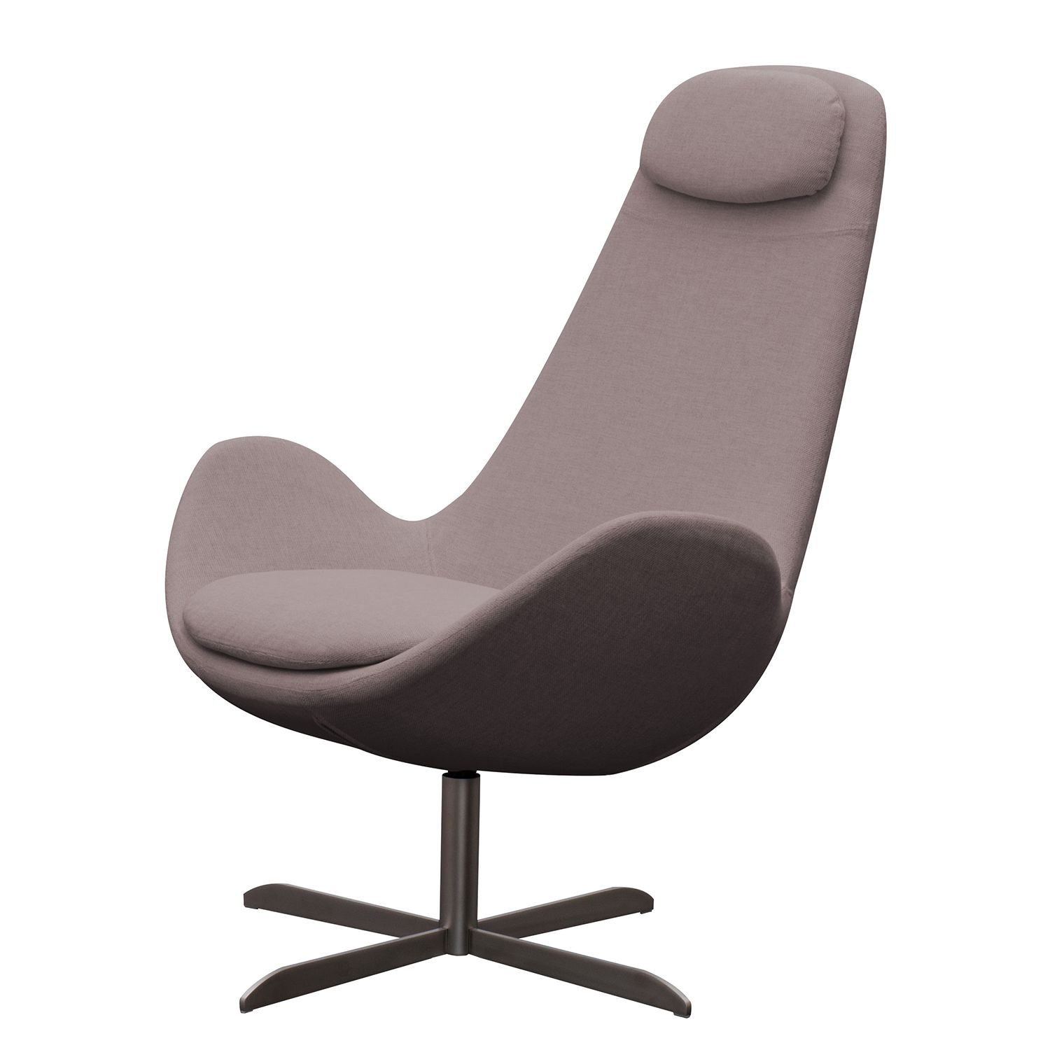 Fauteuil Houston I geweven stof, Studio Copenhagen