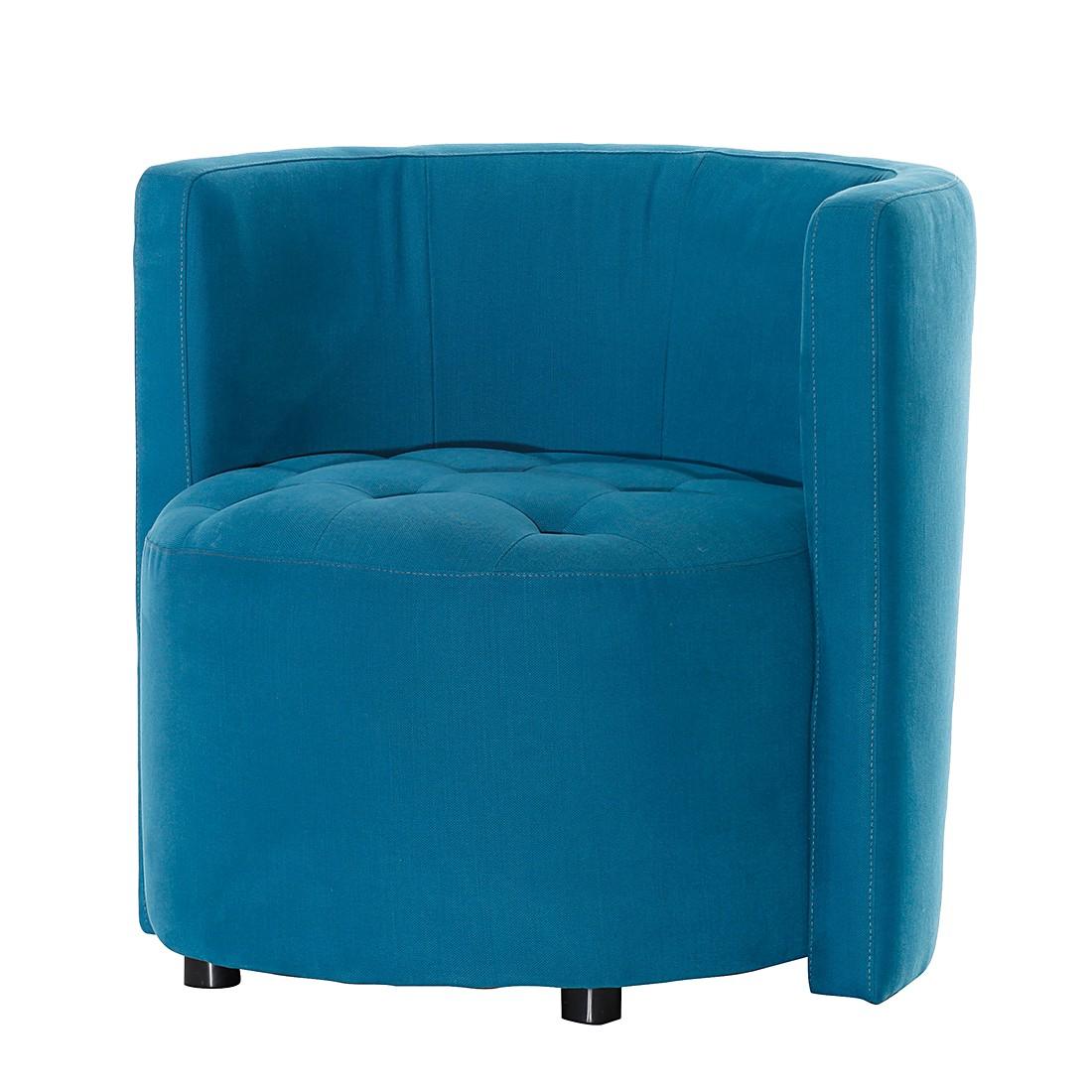 Fauteuil Mikka - Turquoise, loftscape