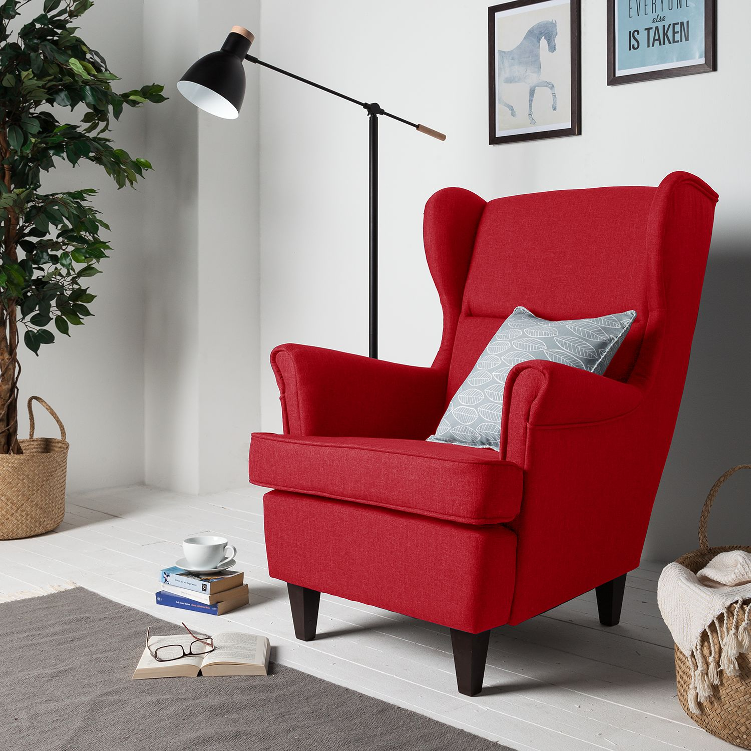 Fauteuil Roma