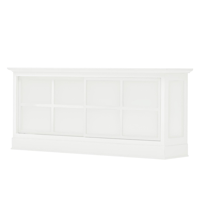 home24 Sideboard Azjana II | Wohnzimmer > Schränke > Sideboards | Weiss | Maison Belfort