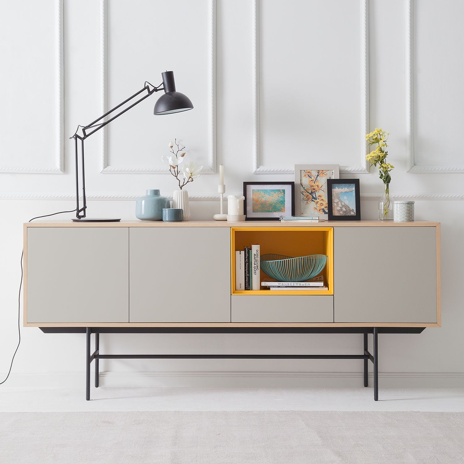 home24 Sideboard Caspito