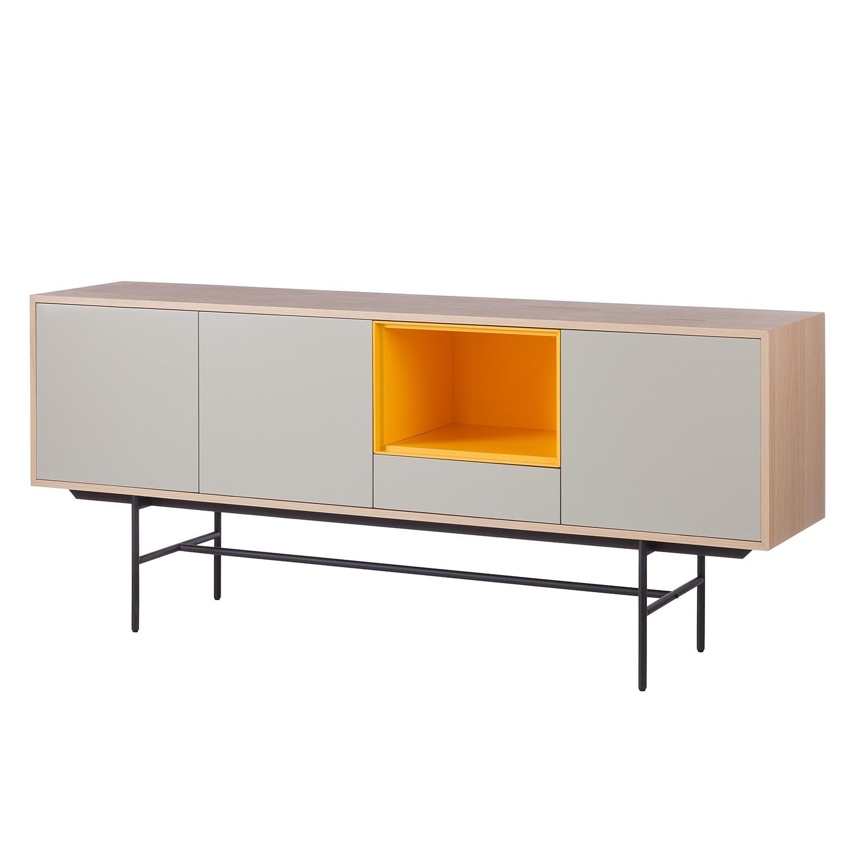 Sideboard caspito hellgrau eiche 4373636