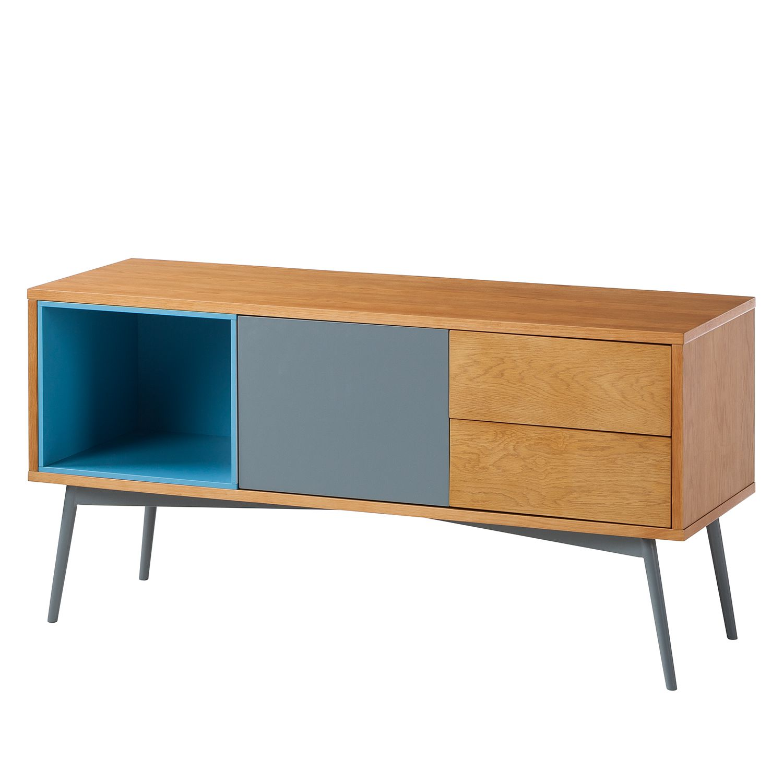 sideboard eno ii eiche grau morteens. Black Bedroom Furniture Sets. Home Design Ideas