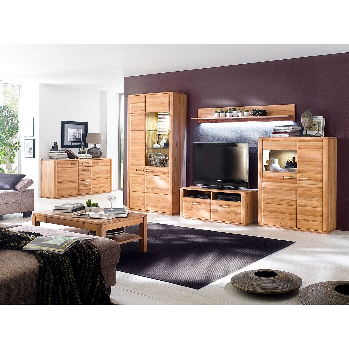 home24 Sideboard Structura