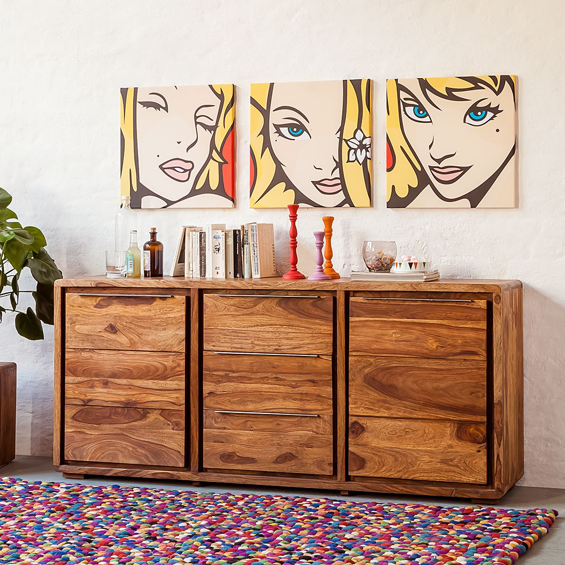 home24 Sideboard Trangle