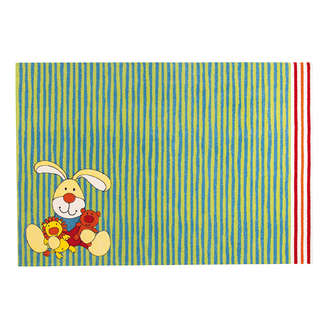 home24 Kinderteppich Semmel Bunny | Kinderzimmer > Textilien für Kinder | Sigikid