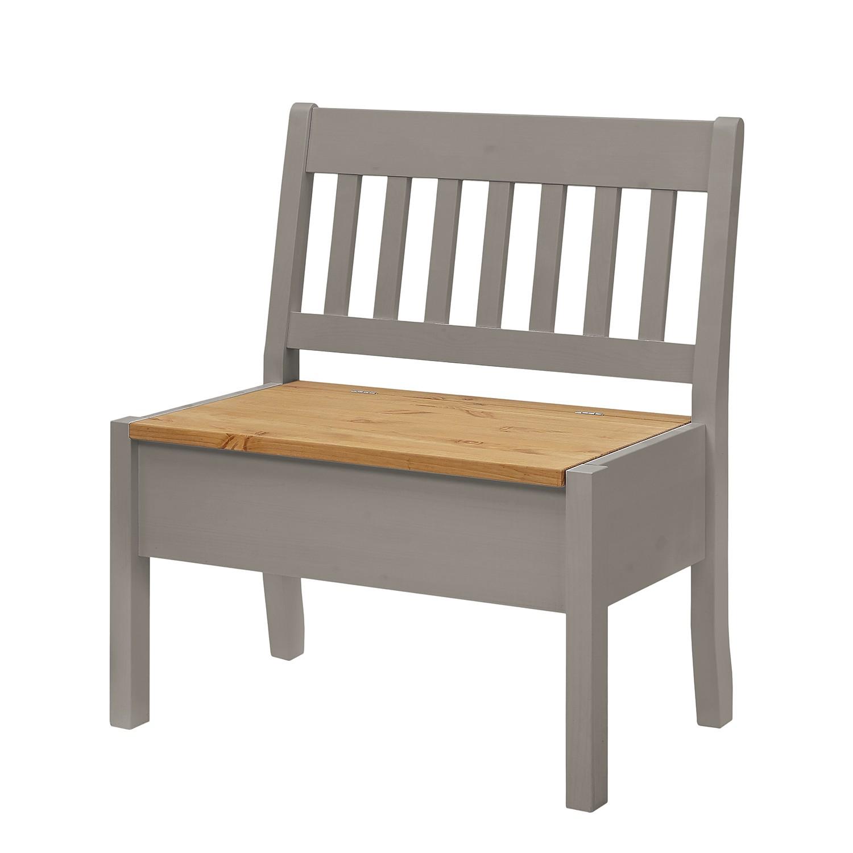 home24 Sitzbank Boston | Küche und Esszimmer > Sitzbänke | Braun | Massivholz | Maison Belfort