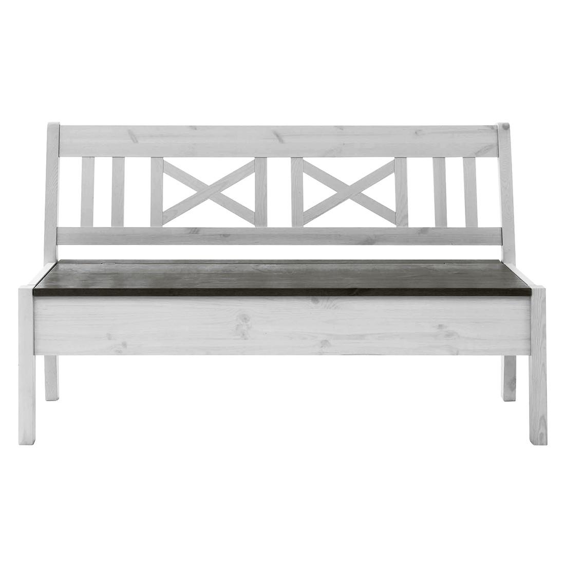 home24 Sitzbank Fjord I | Küche und Esszimmer > Sitzbänke > Einfache Sitzbänke | Grau | Maison Belfort