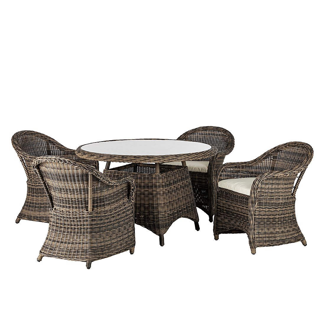 Sitzgruppe Royal Comfort (5-teilig)