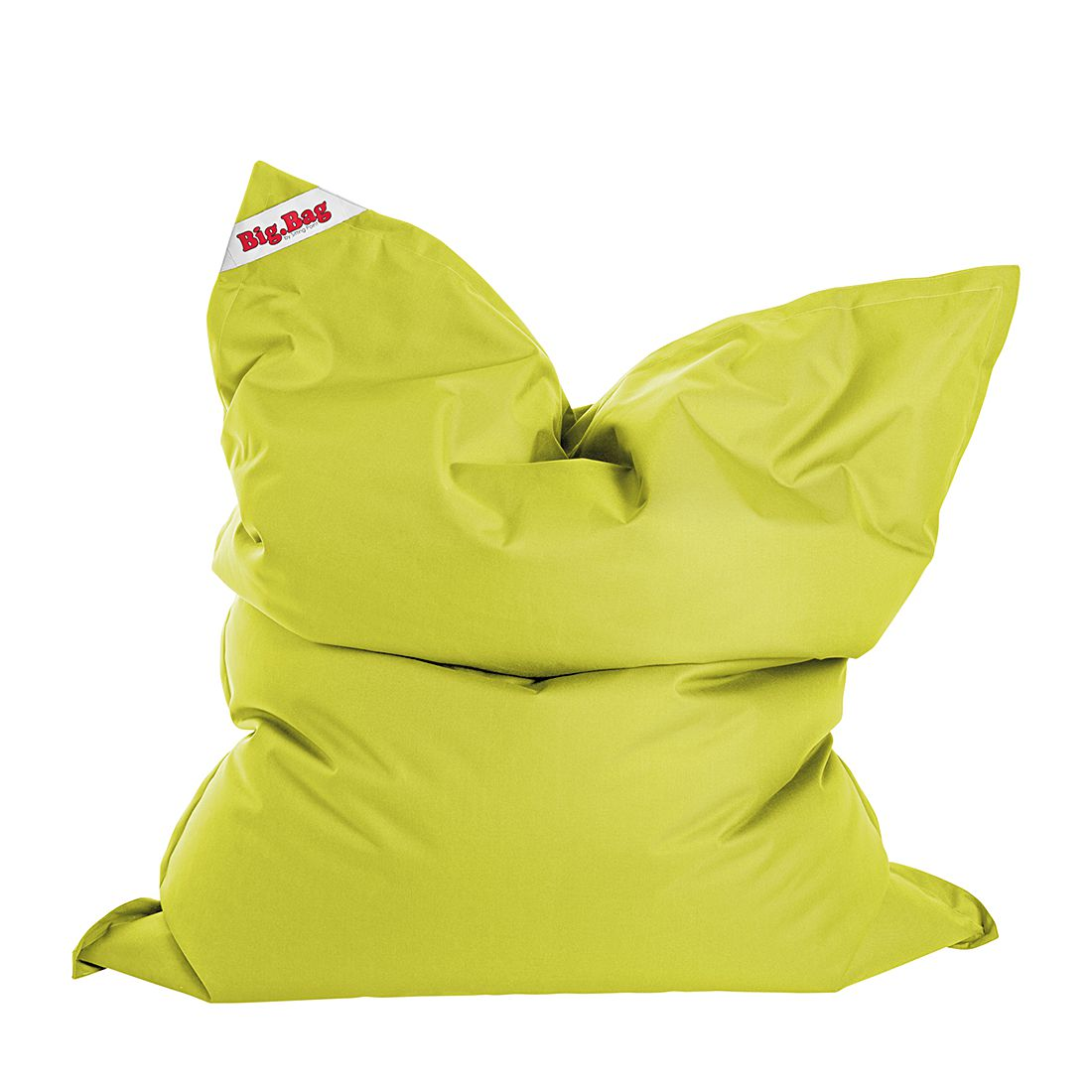 goedkoop Zitzak Brava BIG BAG groen SITTING POINT