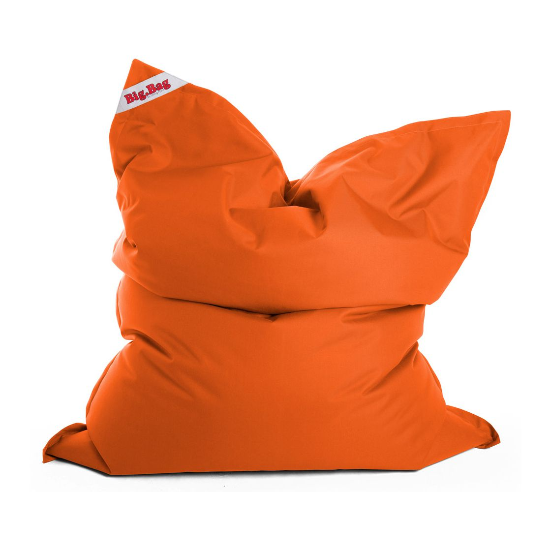 home24 Sitzsack Brava BIG BAG | Wohnzimmer > Sessel > Sitzsaecke | Orange | Textil | SITTING POINT